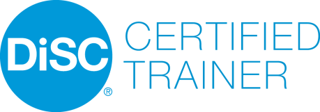DiSC Certified Trainer Blue PNG