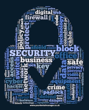 Security word cloud  illustration concept